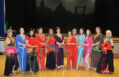 cambridge school of belly dance Hafla